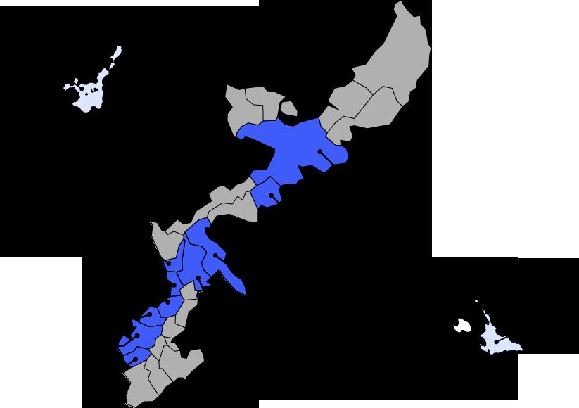 支援設施状況地図