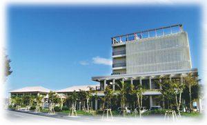 沖縄IT津梁科學園區(核心功能支援設施)