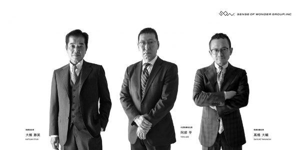 株式会社センスオブワンダーグループ